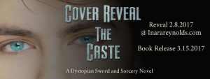 The Caste Cover Reveal Banner