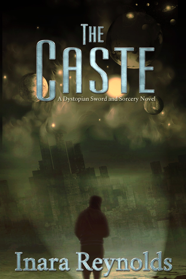 The Caste Cover Reveal