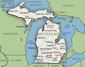 Facts about Michigan