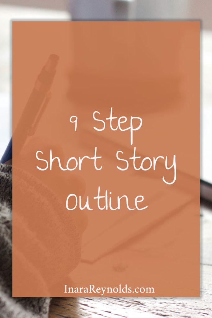Short Story Outline Pinnable